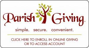 Parish Giving Link